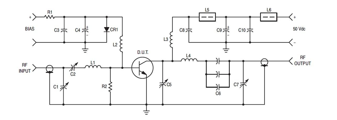 HLM6321 block diagram