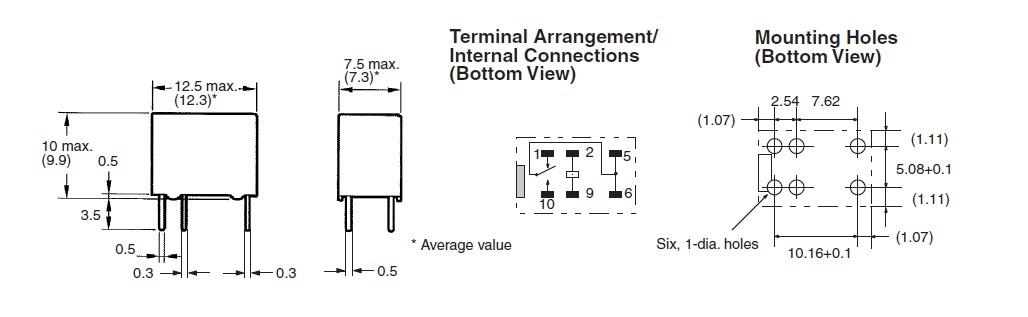 g5v 1 dc24v original supply us 0 6 0 9 omron omron rh pan relay en seekic com Potential Relay Wiring Diagram Potential Relay Wiring Diagram