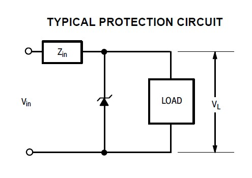 Search in addition Spannungsregler also Zener Diode Holding Current moreover What Is The Purpose Of A Current Limiting Resistor moreover Circuit. on protection diode lm317