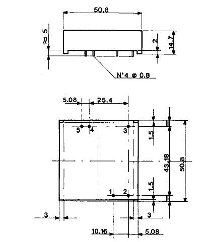 GS-R405/2 circuit diagram