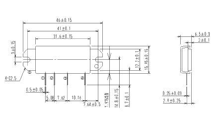 S-AV35 Dimmension