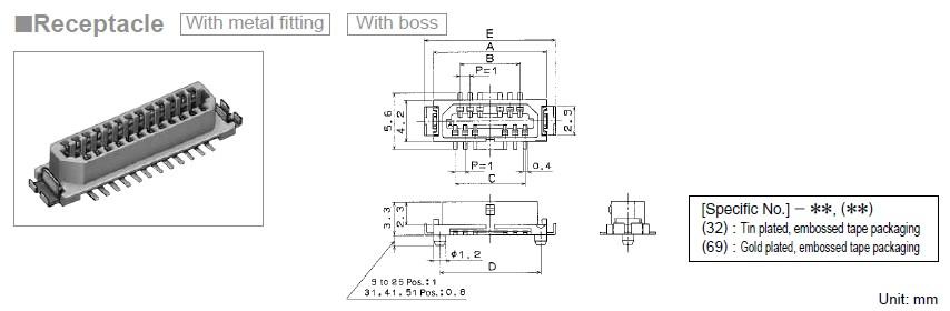 DF9-9P-1V(32) dimension