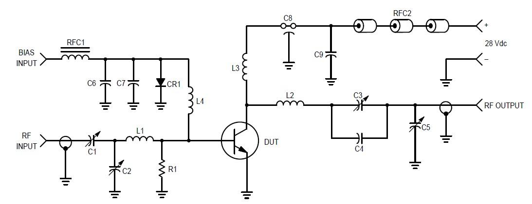 MRF426 block diagram