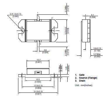 FLM8596-8F block diagram