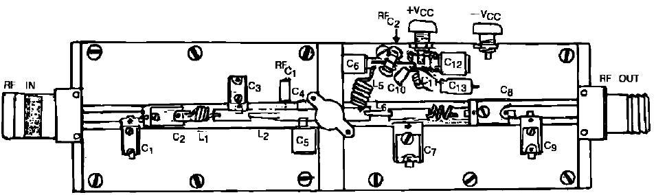 SD1460 block diagram