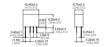 AGN200A4H dimension