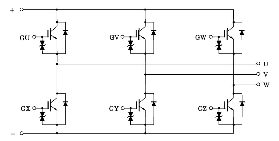 MP6752 equivalent circuit