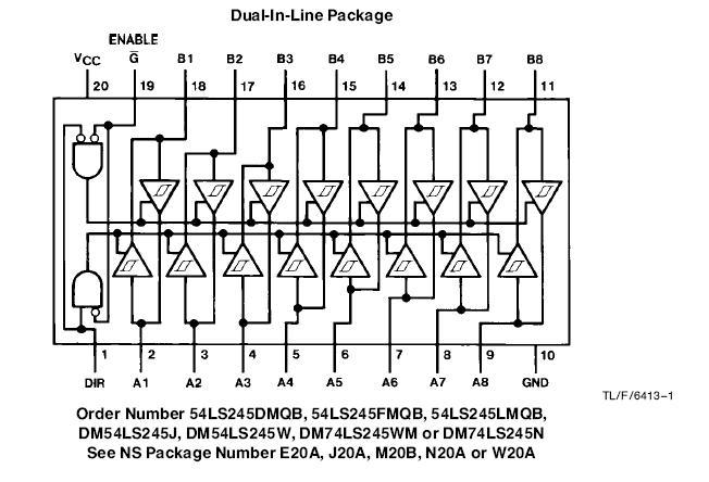Dm7400n datasheet
