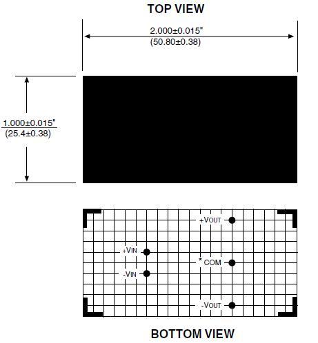 WP05R24S05N block diagram
