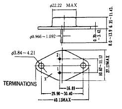 LM7812 dimension