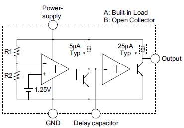 M51953BFP block diagram