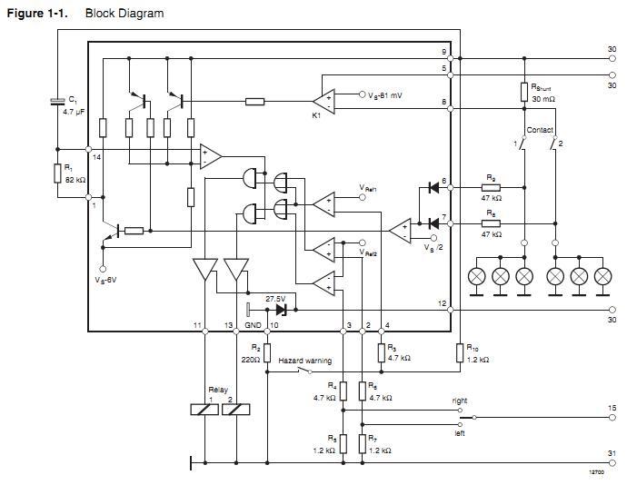 U2044B-MFPG3Y block diagram