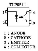 TLP521-1GB diagram