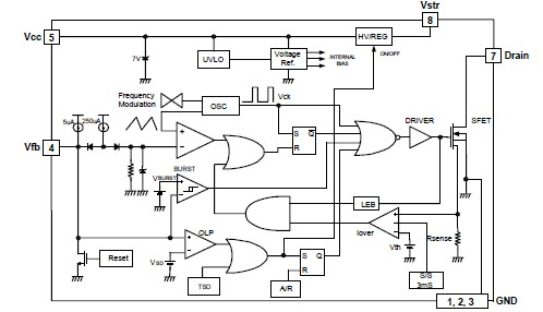 FSD200M circuit
