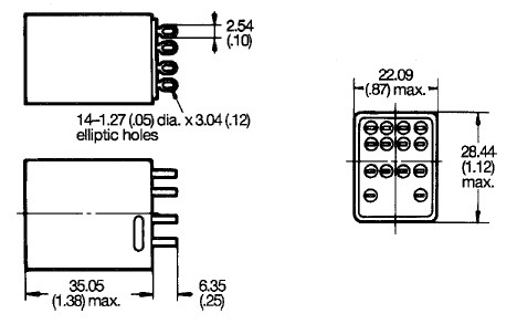 omron relay my4n wiring diagram wiring diagrams omron my2n 24vdc relay wiring diagram digital