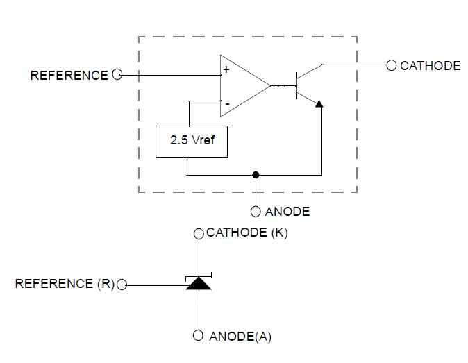 KA431SMF2TF block diagram.