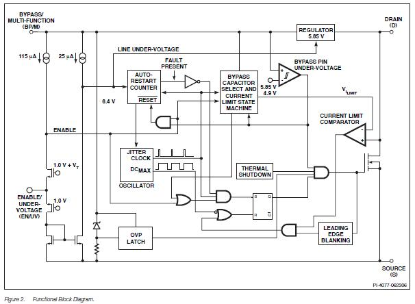 TNY275PN circuit diagram