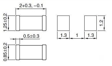 MMZ2012R121A diagram