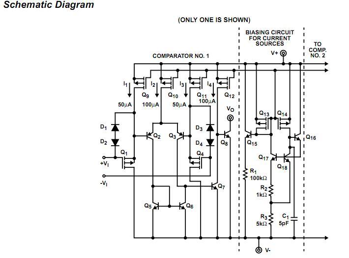 CA3290E diagram