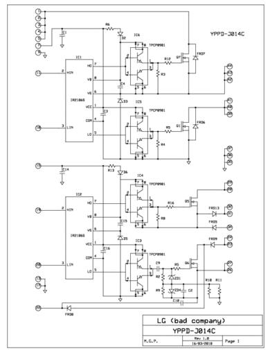 YPPD-J014C block diagram