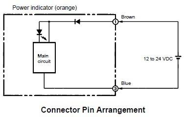 E3Z-T86 block diagram