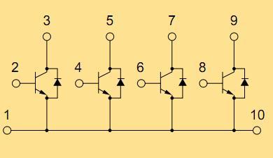 MP6101 circuit diagram
