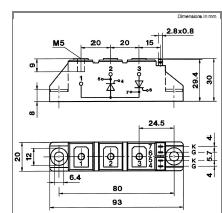SKKT10616E package dimensions