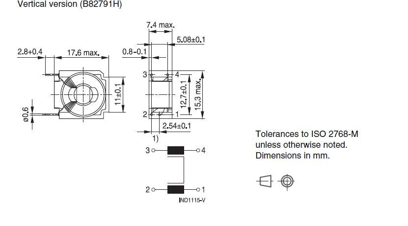 b82791h2401n001 package dimensions