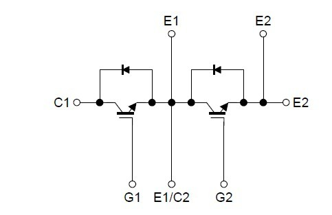 mg100q2ys500 pin connection