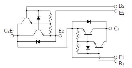 QM50DX-H package dimensions