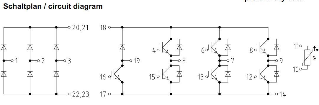 FP5001 block diagram