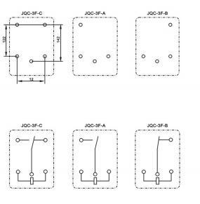 JQC-3F (T73)-12Vdc Original supply, US $ 0.33-0.55 , [Qianji] Qianji