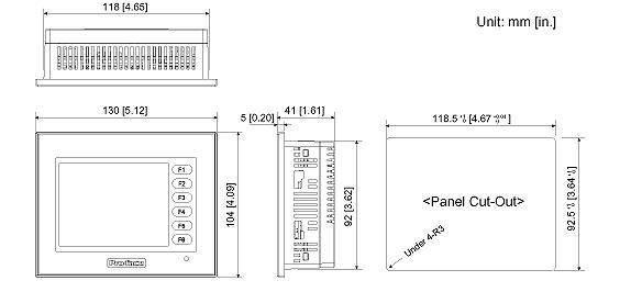 ST402-AG41-24V block diagram