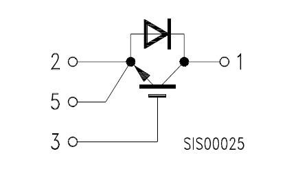 BSM300GA120DN2 block diagram