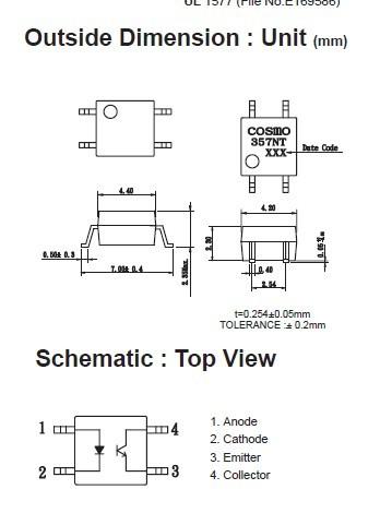 KPC357NT block diagram