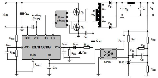 Электрическая схема вспомогательных цепейохлаждения выпрямительно-инверторных преобразователей