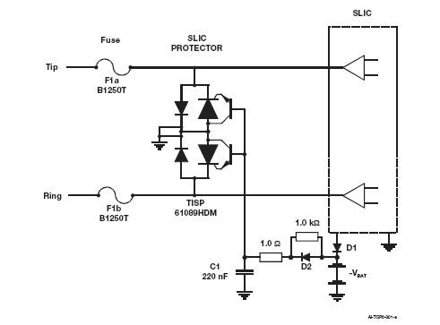 61089H block diagram