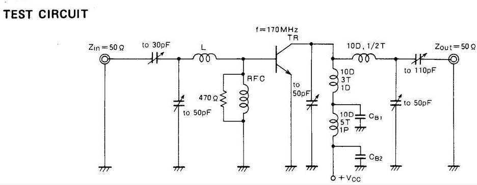 2SC1946A pin connection