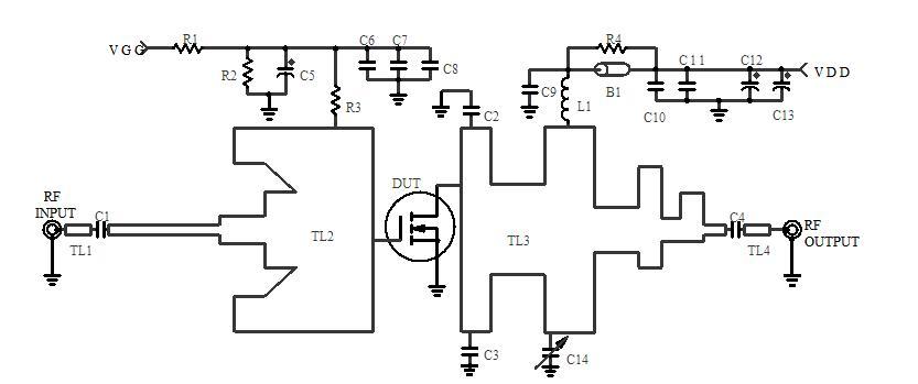 MRF182 block diagram