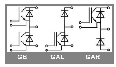 BSM200GB120DLC block diagram