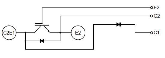 CM75E3U-24E block diagram