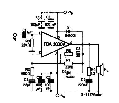 Tda2030a  lifier Diagram likewise My New System topic82876 additionally o Instalar Una Etapa De Potencia also Circuit Diagram For Car Subwoofer Driver From Redcircuits also T11920161 Infinity 1250 watt dual voice coil. on bridge subwoofer wiring diagram