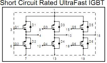 CPV364M4K block diagram