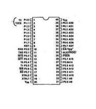 AT89C51ED2 Pin Configuration