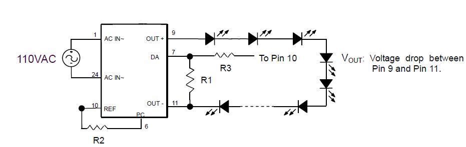 MBI6904 block diagram