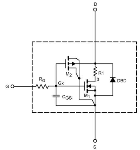 SI4100DY-T1-E3 block diagram
