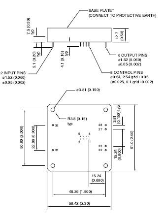 AL60A-300L-050F20 dimension