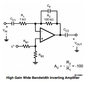 LMV651MG circuit diagram