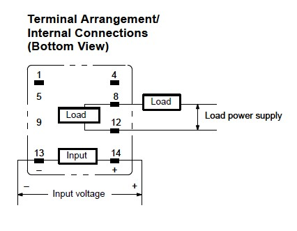 Dc Solid State Relay Wiring Diagram