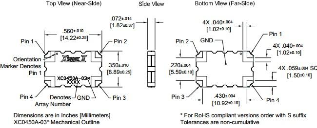 XC0900A-03S block diagram
